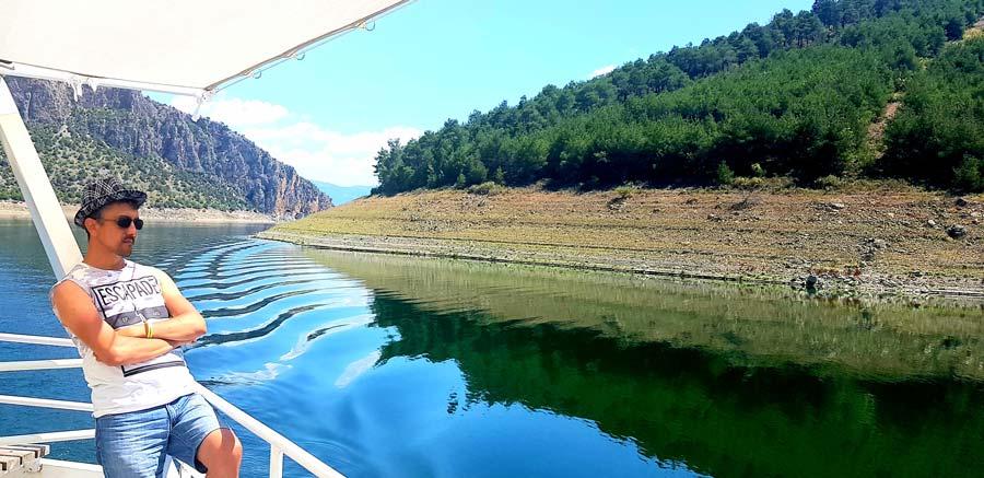Derbent barajı bafra gezilecek yerler