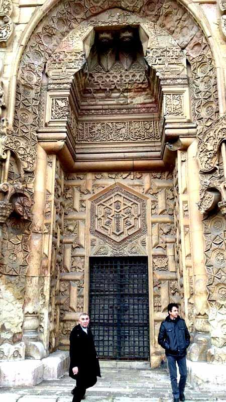 divriği ulu cami tarihi hakkında bilgi