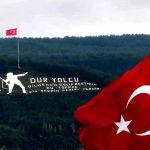 Dur Yolcu Anıtı Çanakkale şiiri, hakkında bilgi ve hikayesi