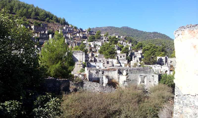 fethiye-kaya-köy