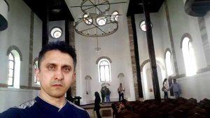 gölyazı-klise, Aziz Santalimon Klisesi