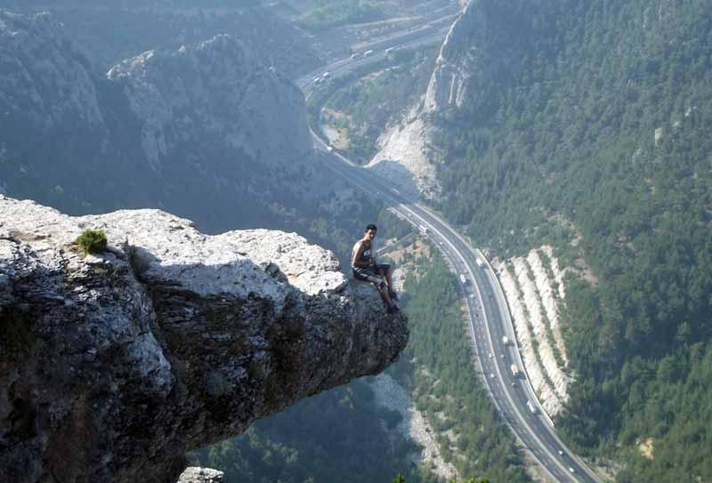 gülek-kayası