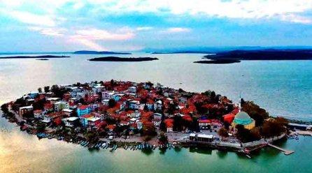 Bursa Gölyazı Köyü ve aşk efsanesi