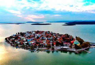 Bursa Gölyazı Köyü ve aşk efsanesi / nerede, harita, turu
