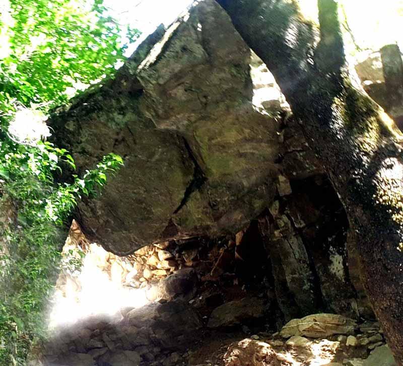 kaya-altında hasan boğuldu hikayesi