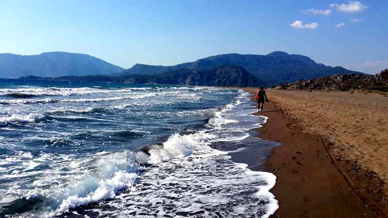 iztuzu-plajı-dalyan