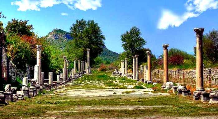Liman-Yolu-Efes