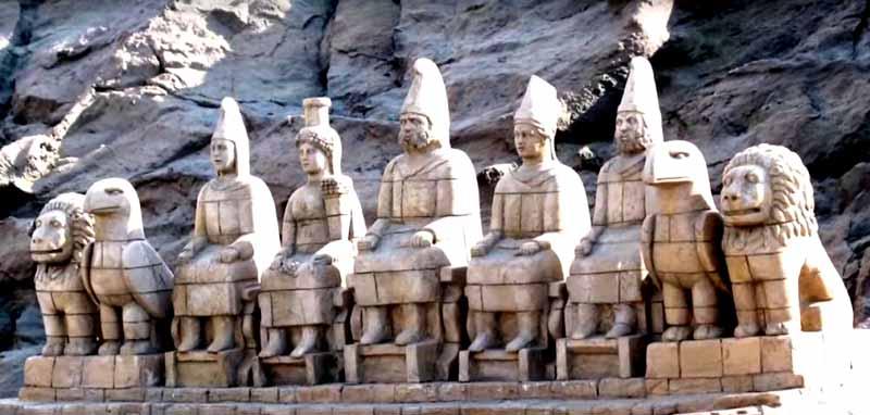 nemrut-heykeller--adıyaman