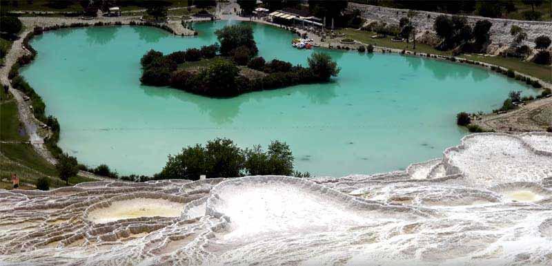 pamukkale-gölü