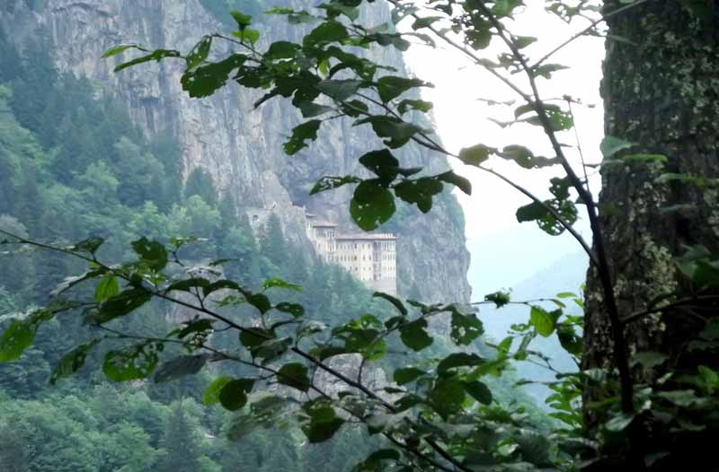sümela-manastırı tarihi