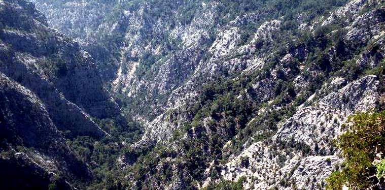 sahindere-kanyonu
