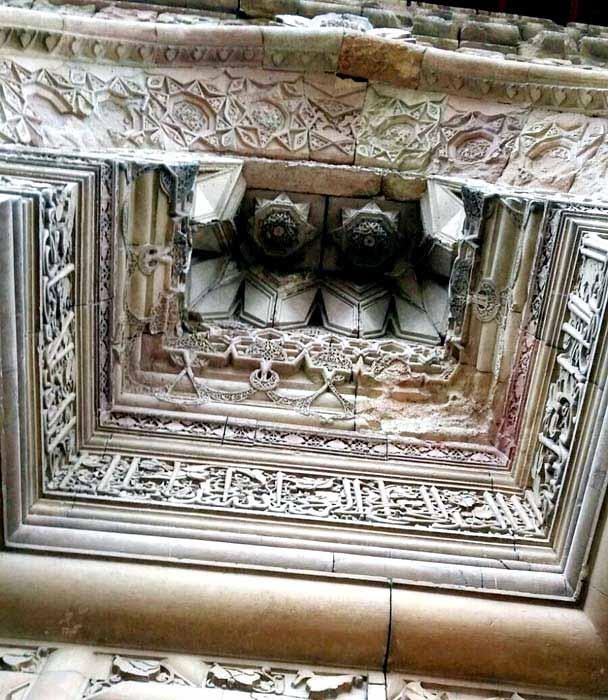 Divriği ulu cami cennet Kapısı