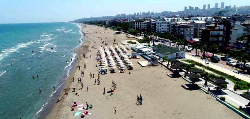 yakakent sahil samsun