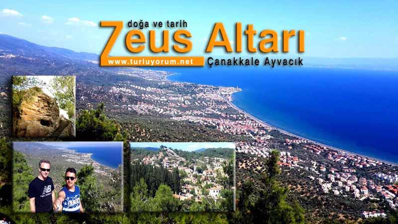 zeus-altarı