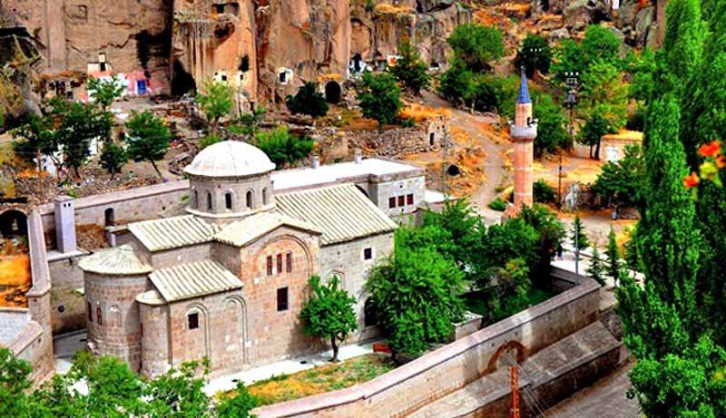 Aziz-Gregorius-Kilisesi Aksaray gezilecek yerler