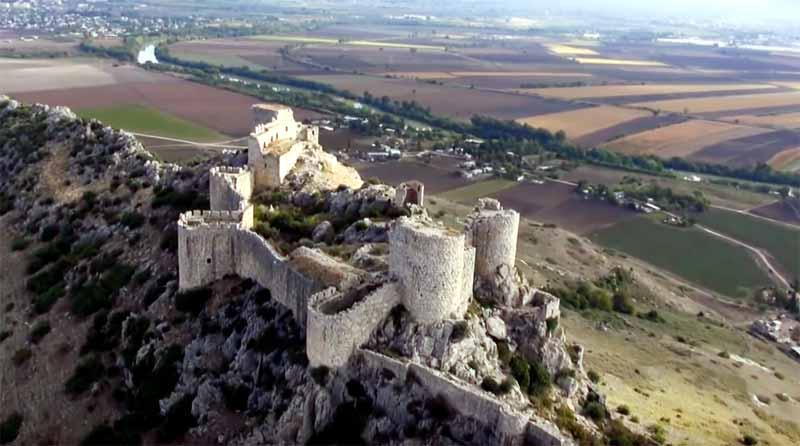 adana-yılan-kale Adana gezilecek yerler