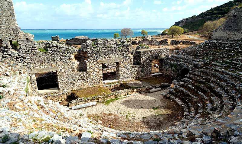 Anemurium Antik kenti