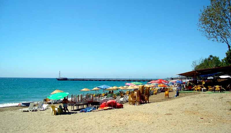 anamur-plajları