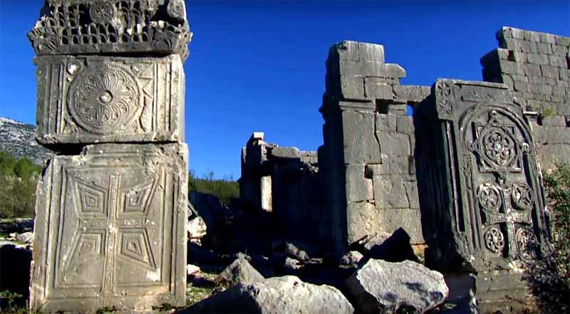 antik-kent-Adana gezilecek yerler