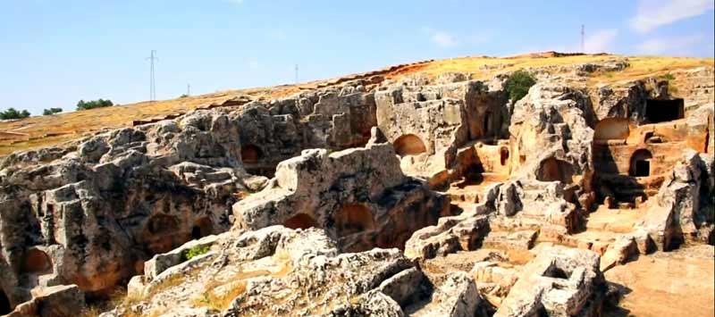 antik-perre-kenti adıyaman gezilecek yerler haritası