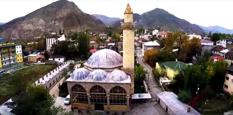 arslanpaşa-camii oltu Erzurum