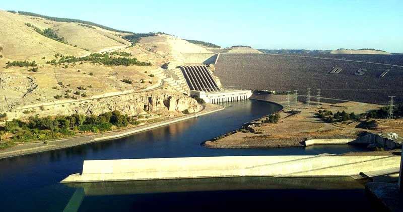 Atatürk Barajı Adıyaman