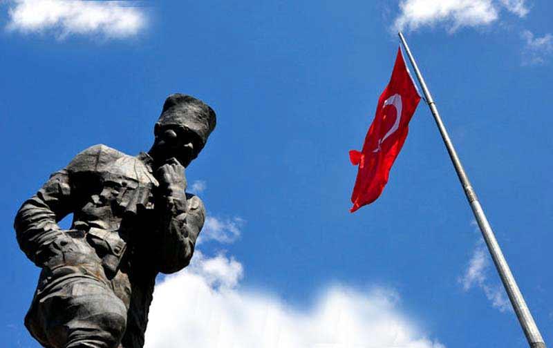 Dünyanın en büyük atatürk heykeli, atatepe, artvin