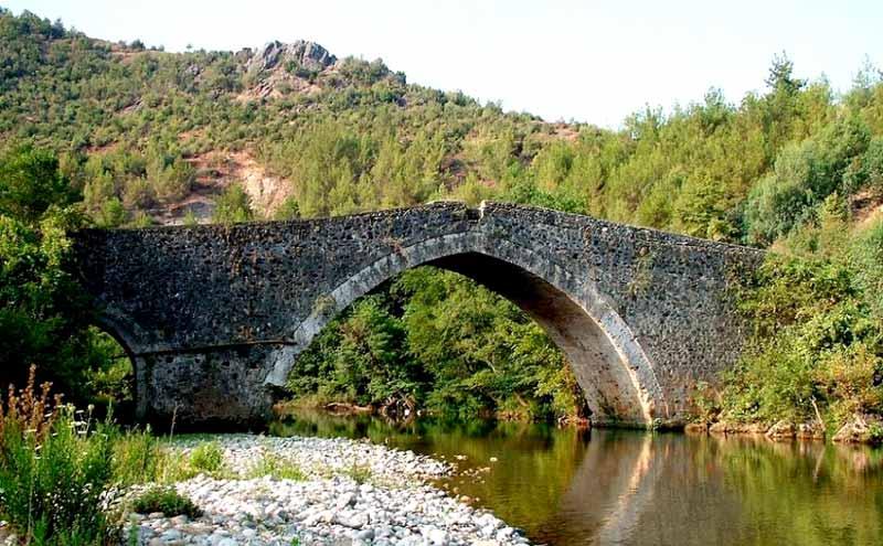 dragon-çayı-ve-köprüsü Anamur gezilecek yerler