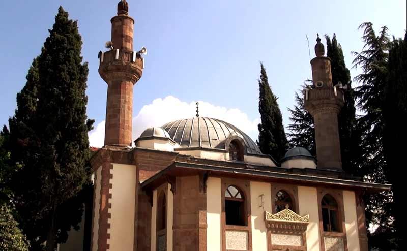 Hamidiye-Cami-Söğüt Bilecik