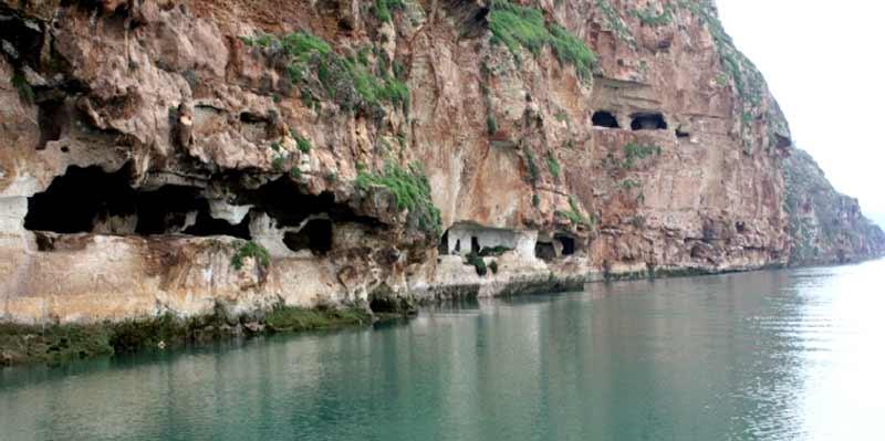 kızılin-köyü adıyaman kanyon
