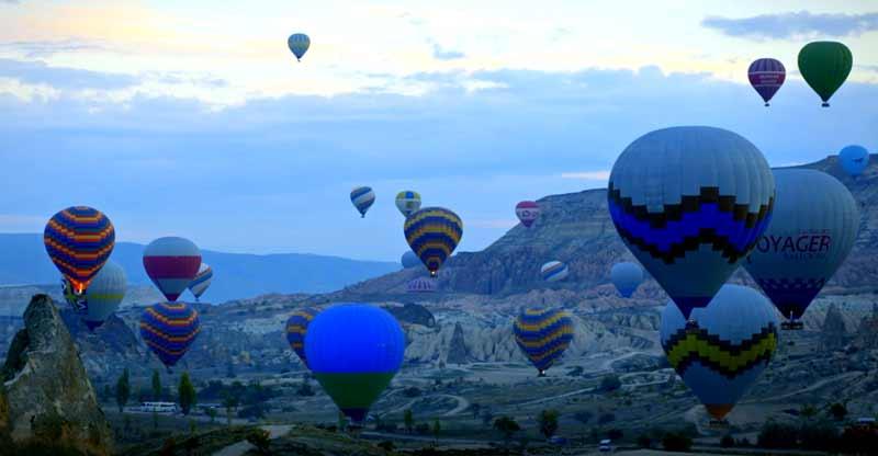 kapadokya-balonları