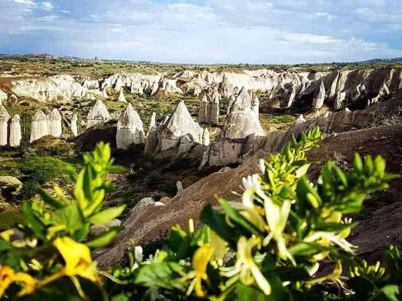 Nevşehir ve Kapadokya gezilecek yerler