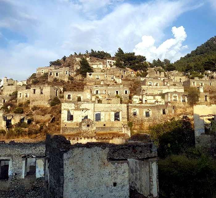 kaya-köy-fethiye