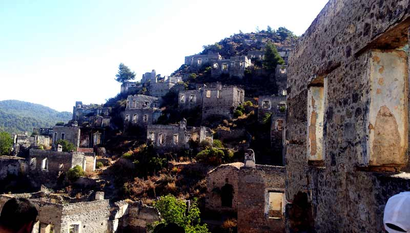 Fethiye kayaköy ve tarihi