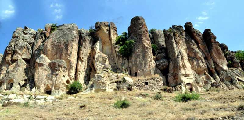 manastır-vadisi-Aksaray gezilecek yerler