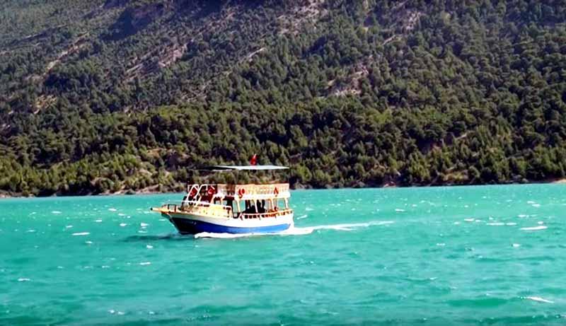 manavgat-barajı-tekne-turu