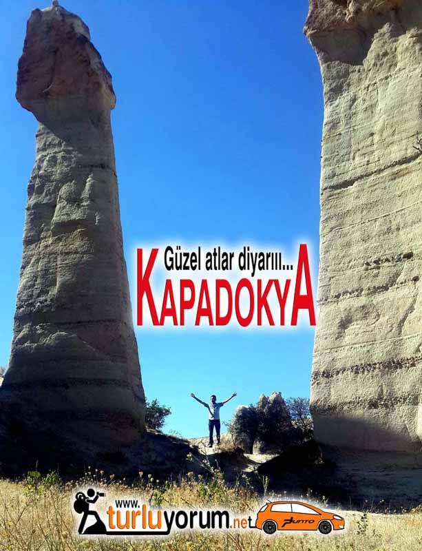 Kapadokya Gezilecek Yerler yayınım