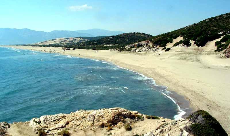 patara-plajı-kumsalı