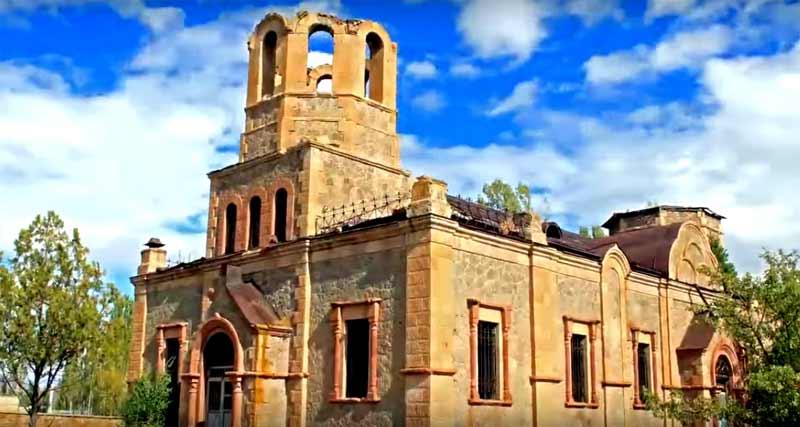 Oltu rus kilisesi, oltu gezilecek yerler