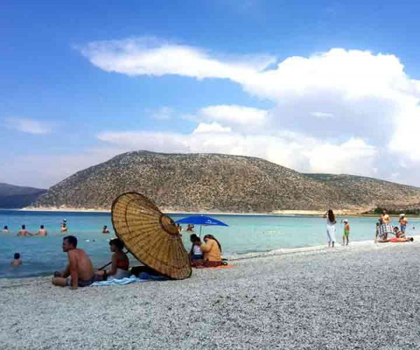 Salda Gölü, Türkiye'nin Maldivleri