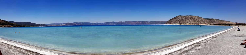 salda gölü plajları