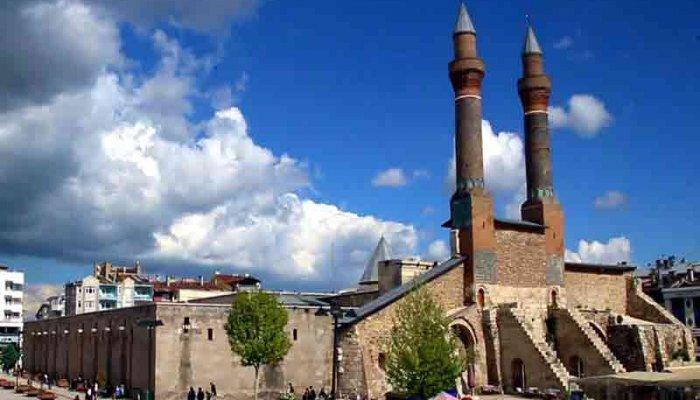 Sivas gezilecek doğası ve tarihi yerleri