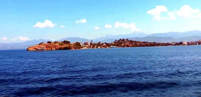 Fethiye şövalye adası