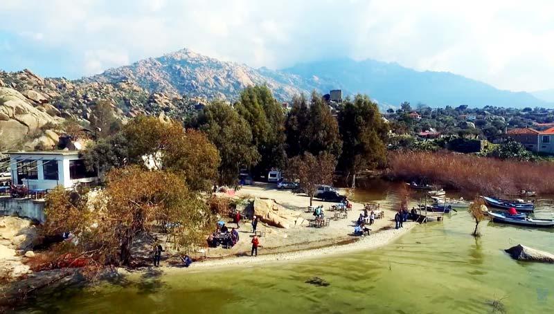 Bafa gölü tabiat parkı didim gezilecek yerler