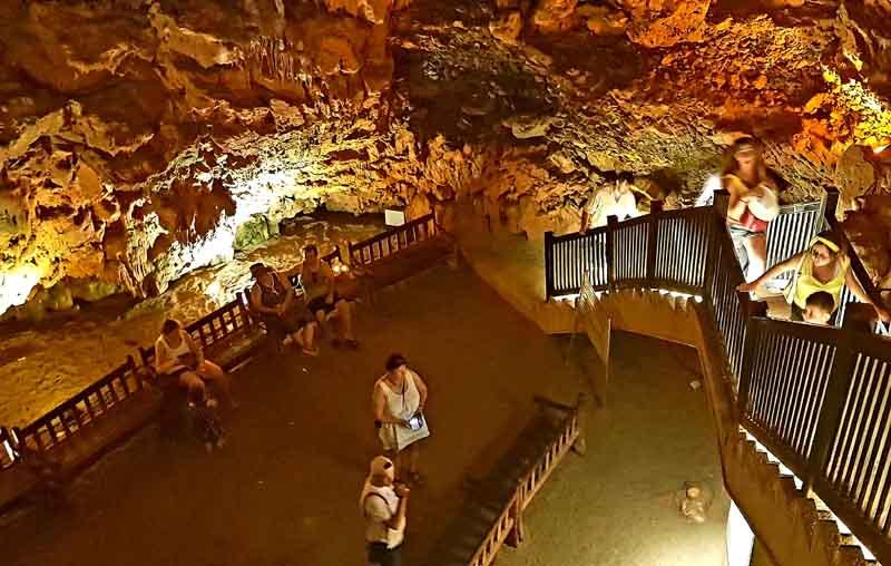 Damlataş mağarası nerede