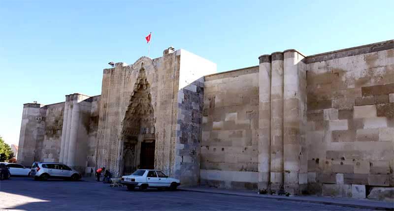 Sultanhan kervarsarayı Kayseri