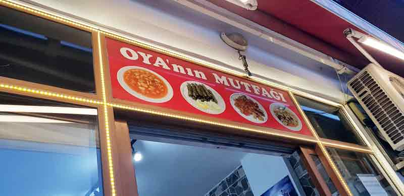 Akyaka gezisi yemekleri