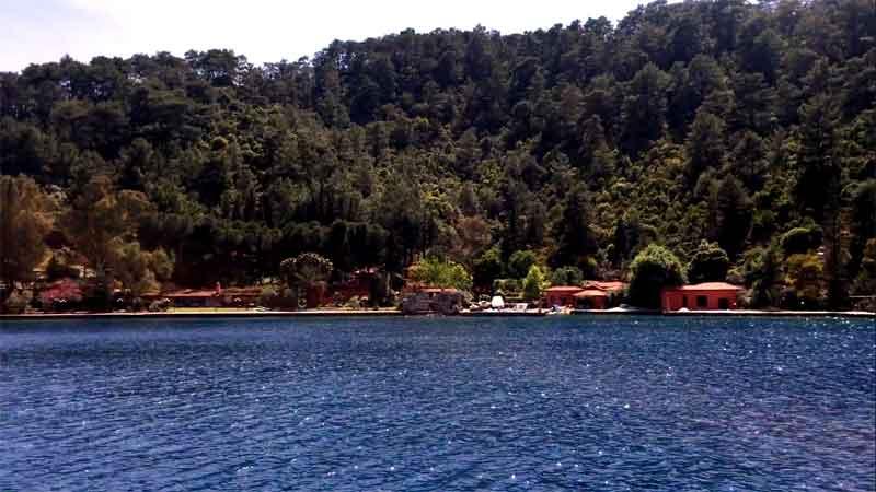 domuz-adası-fethiye 12 adalar tekne turu