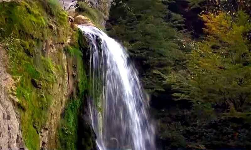 Kastamonu ılıca şelalesi küre mlli parkı