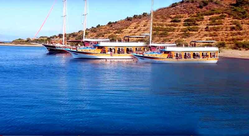 kızıl-ada fethiye tekne turu